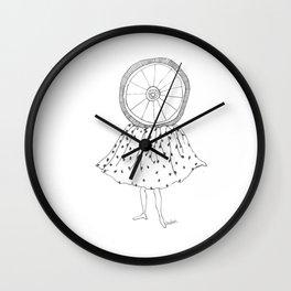 Human Desires Wall Clock