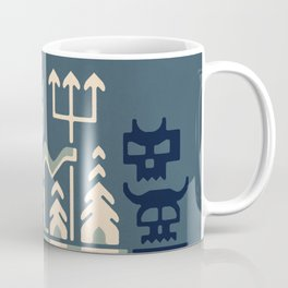 Skull collector Coffee Mug
