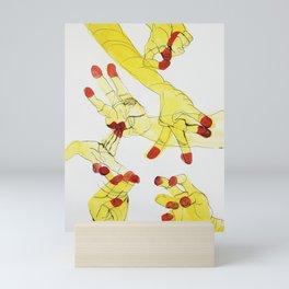 Second hand Mini Art Print