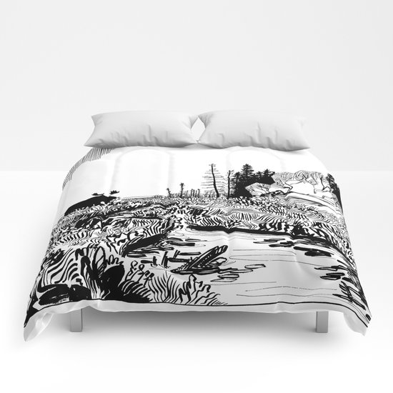 Marsh Comforters