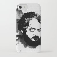 kubrick iPhone & iPod Cases featuring Stanley Kubrick by Kongoriver