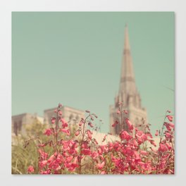 Summers Of Yesteryear Canvas Print