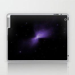 Mysterious Nebula Laptop & iPad Skin