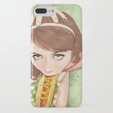 Life's a Picnic, Bring Your Friend iPhone 7 Plus Slim Case