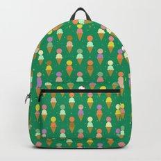Ice Cream Scoop Green Robayre Backpack