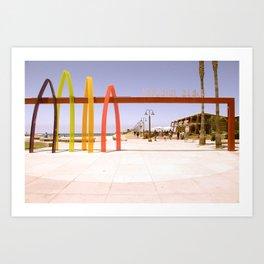 Imperial Beach Art Print