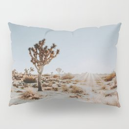 Joshua Tree / California Desert Pillow Sham