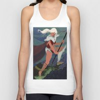 monster hunter Tank Tops featuring Monster Hunter by Ian Moore
