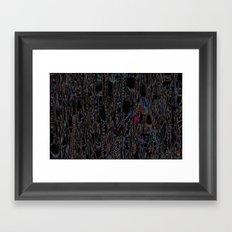 Of Mice And Men Framed Art Print