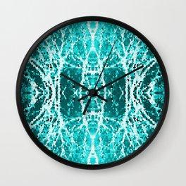 Knox Teal Wall Clock