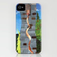Let her hair down iPhone (4, 4s) Slim Case
