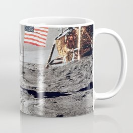 Apollo 15 - Military Salute Coffee Mug