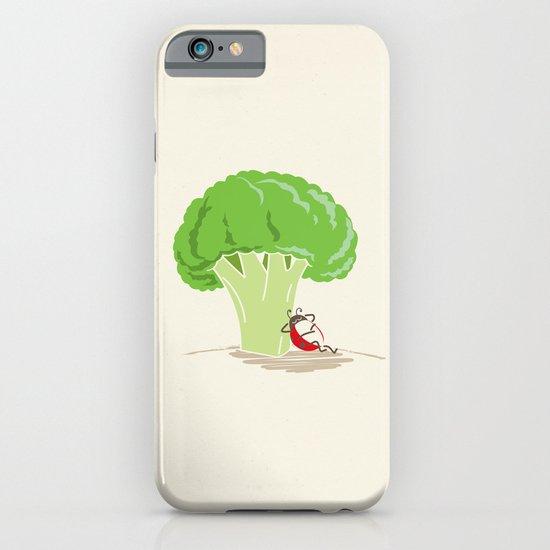 Cauliflower Tree iPhone & iPod Case
