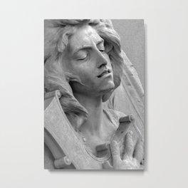 Proto Nekrotafio IX Metal Print