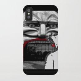 For Shame v2: Carnivale iPhone Case