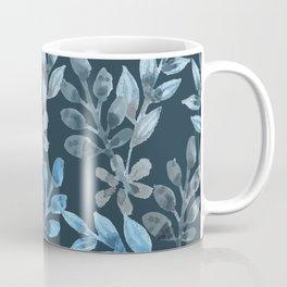 Leaf pattern III Coffee Mug