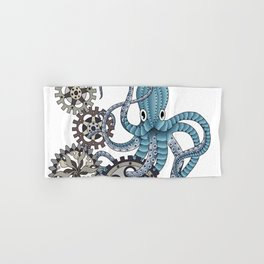 Miss. Octopus Hand & Bath Towel