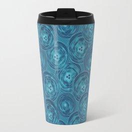 Blue anemones Travel Mug