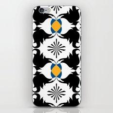 Fire Back iPhone & iPod Skin
