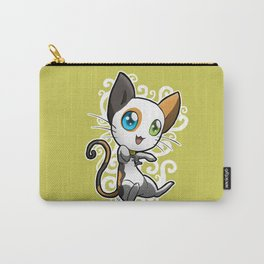 Zodiac Cats - Gemini Carry-All Pouch