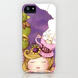 Neverland iPhone Case