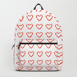 What Becomes of the Broken Hearted? Backpack
