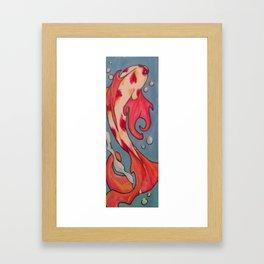 Kois Framed Art Print