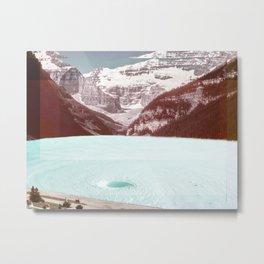 infinity pool Metal Print