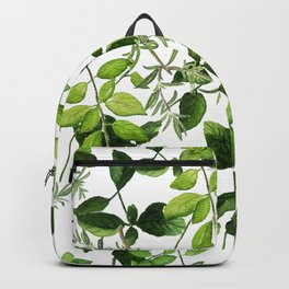 I Never Promised You an Herb Garden Backpack