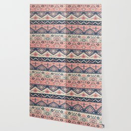 -A23- Epic Anthropologie Traditional Moroccan Artwork. Wallpaper