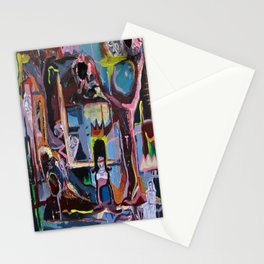The Quest Stationery Cards