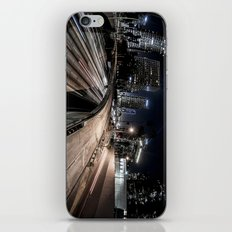 6th st overpass iPhone & iPod Skin