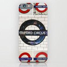 London Tube Slim Case iPhone 6s