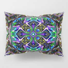Center Of Attention - Rainbow Collection Pillow Sham