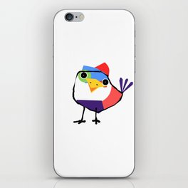 Little Bird iPhone Skin