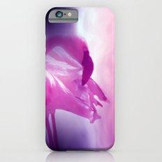 pink flamingo - square format - Slim Case iPhone 6s