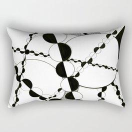 Half Mania Rectangular Pillow