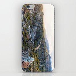 Cederberg sunset iPhone Skin