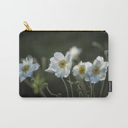 Graceful Anemones, No. 2 Carry-All Pouch