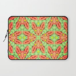 Sphynx Cat Pattern Laptop Sleeve