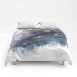 a permanent solution Comforters
