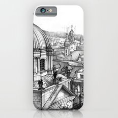 Prague over the rooftops Slim Case iPhone 6s