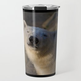 Blind to the Dying Sun Travel Mug