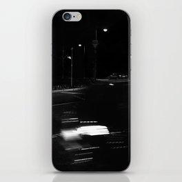 and the cruel blind iPhone Skin