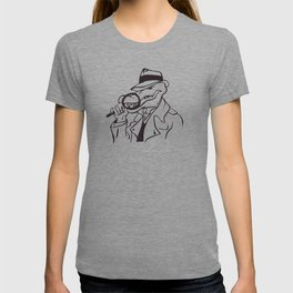 private investigator T-shirt