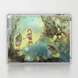 Firefly Forest Laptop & iPad Skin
