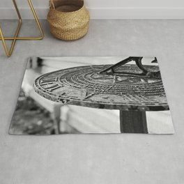 The Dial Rug