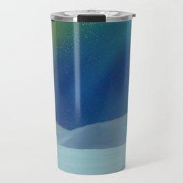 Starry Light Night Travel Mug