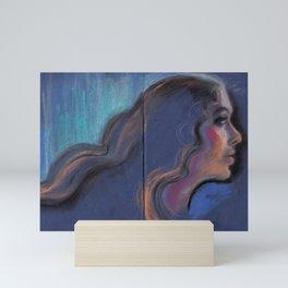 The light within Mini Art Print