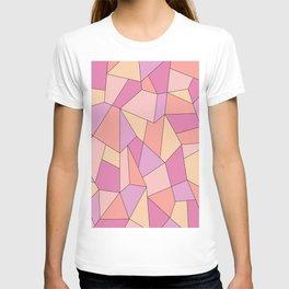 Candy geometry T-shirt